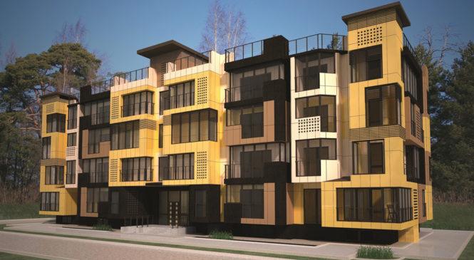 Архитектура малоэтажного строительства / Особенности проектирования жилья
