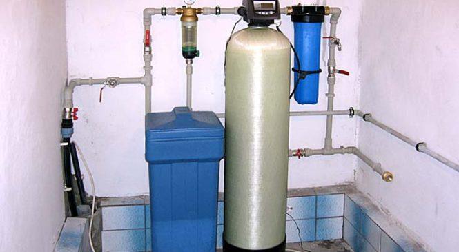 Фильтровальная сетка для воды из скважины