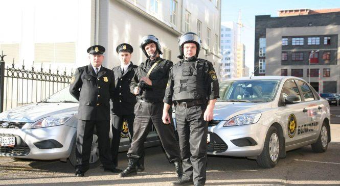Охранная фирма в Киеве