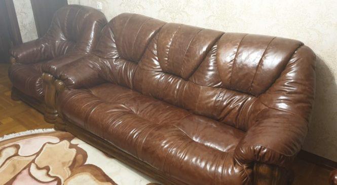 Перетяжка мебели в Киеве — тонкости и преимущества