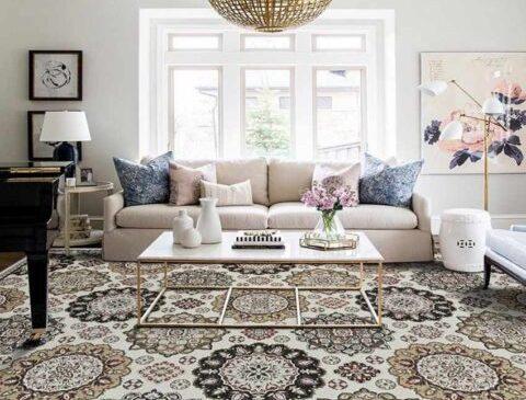 Какие ковры сейчас актуальны для современного интерьера?