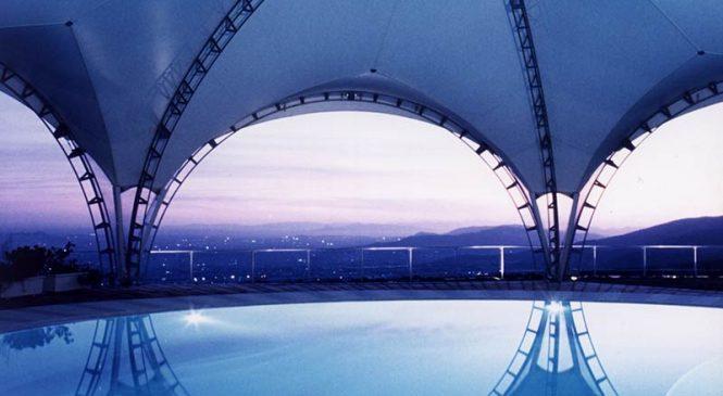 Объемно-планировочная конструкция бассейнов