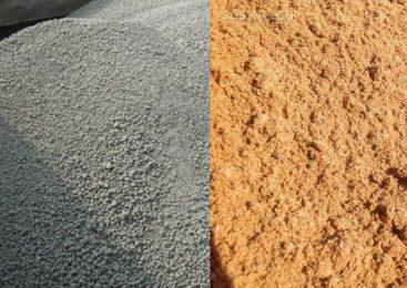 Для чего используются сухие цементно-песчаные смеси