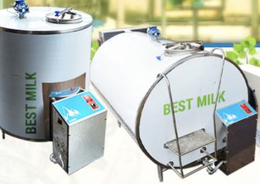 Охлаждение молока — какие методы лучше