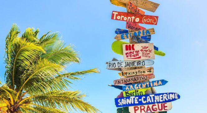 Преимущества поездки с туристическим агентством