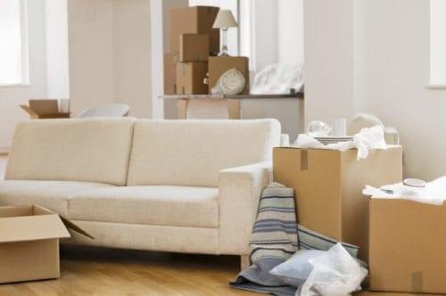 Как перевезти мебель