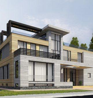 Преимущества домов, спроектированных по-современному