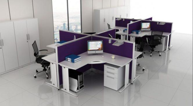 Что такое модульная офисная мебель?