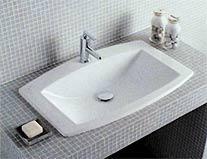 Врезная раковина для ванной своими руками