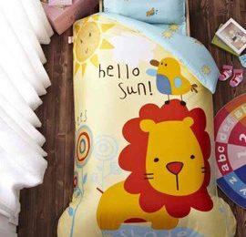 Как стирать детское постельное белье